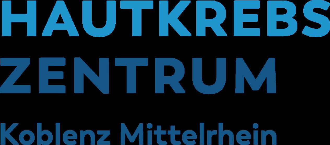 Logo Hautkrebszentrum Koblemnz Mittelrhein