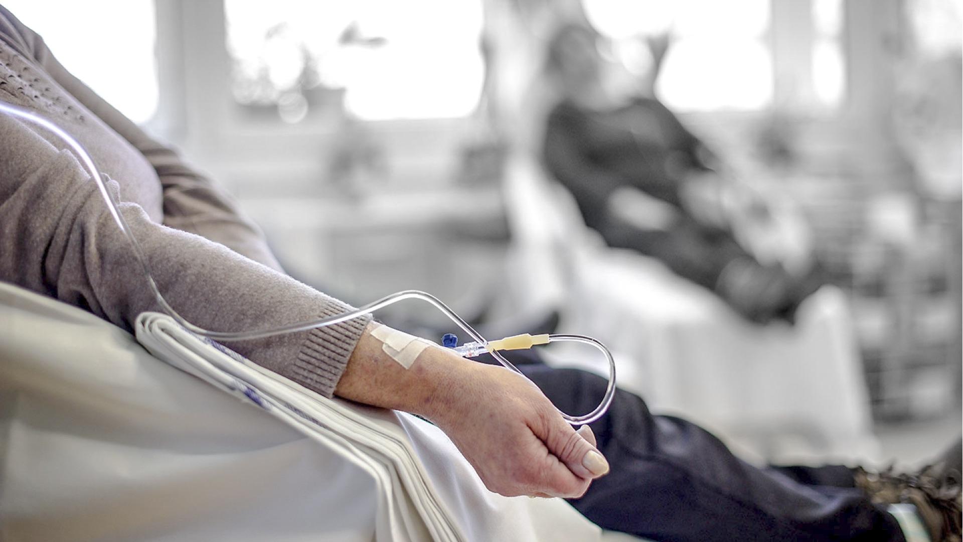 Therapieplätze für ambulante Chemotherapie